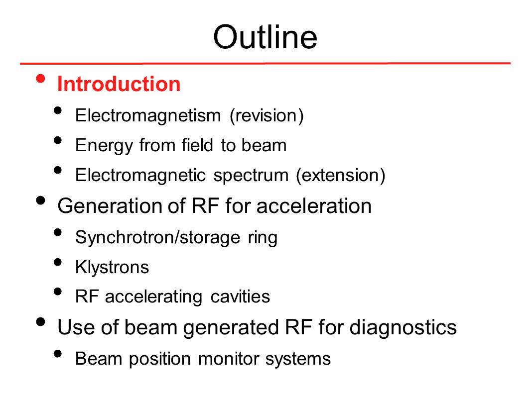 Example of Klystrons ATF Damping ring 714 CW Klystron Australia n Light source Klystron