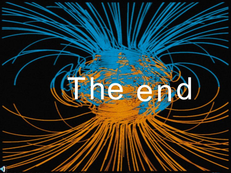 The en d