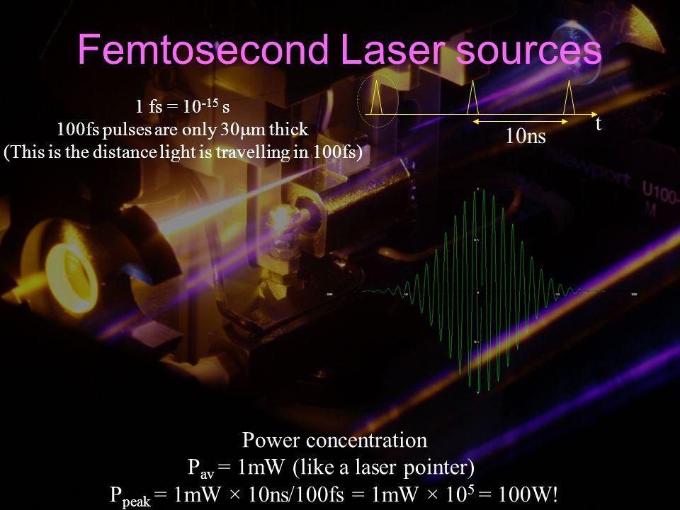 Two-Photon Microscopy Uses two photons, i.e. a light overtone.