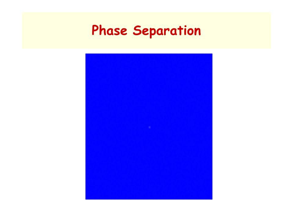 Phase Separation