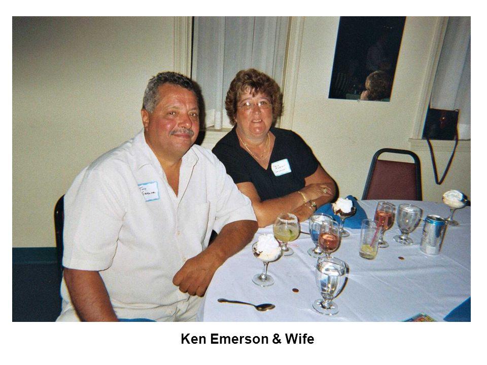 Bob Merry & Wife - Dave Clark & Wife
