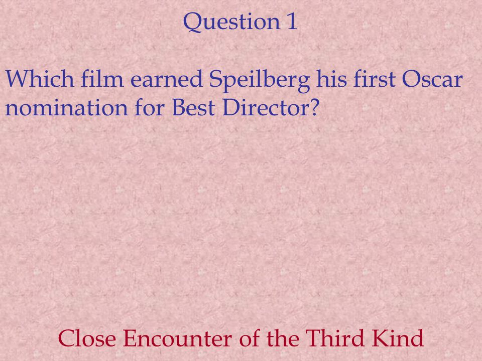 Question 2 What organization did Speilberg found to record accounts of Holocaust survivors.