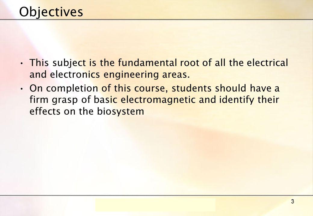 Dr.-Ing. René Marklein - EFT I - SS 06 - Lecture 1 / Vorlesung 1 14