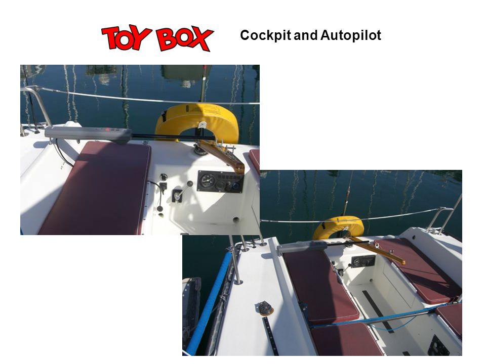14 Cockpit and Autopilot