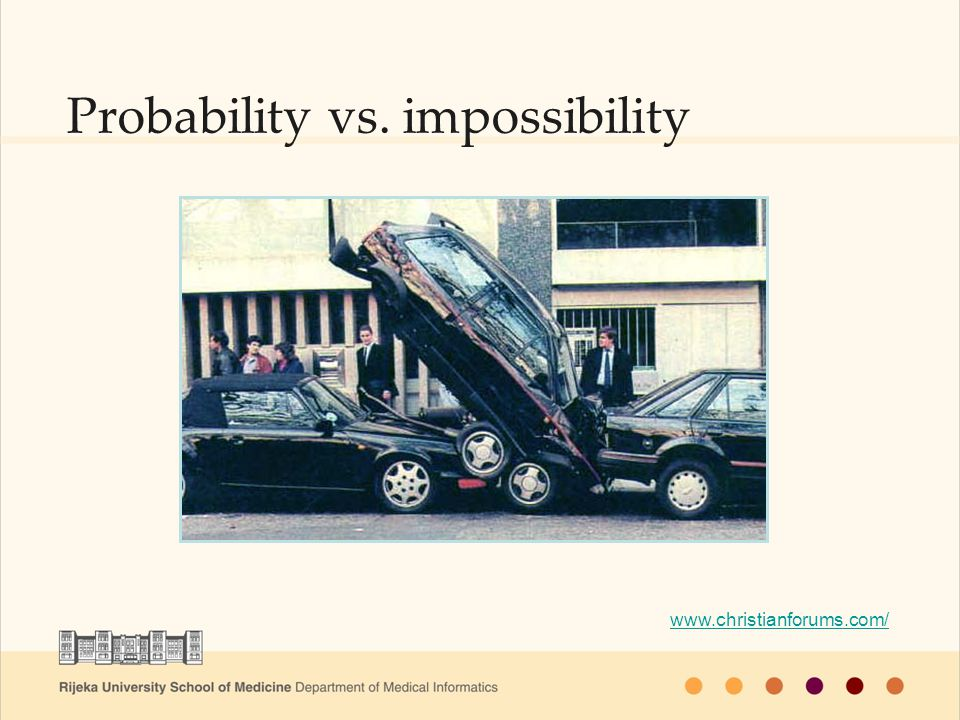 www.christianforums.com/ Probability vs. impossibility