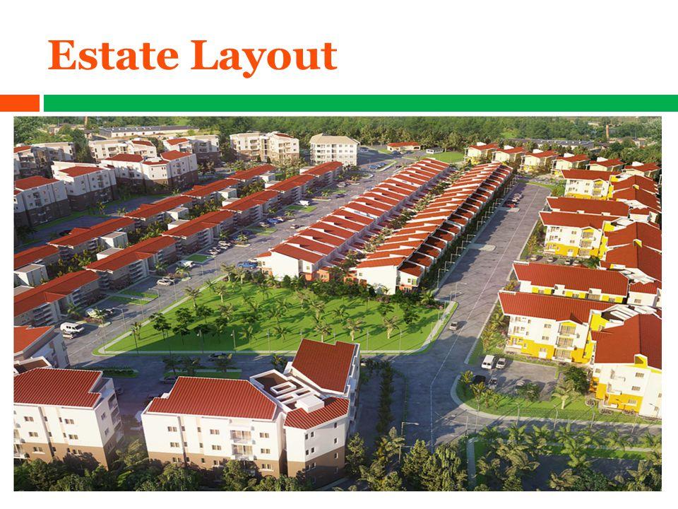 Estate Layout