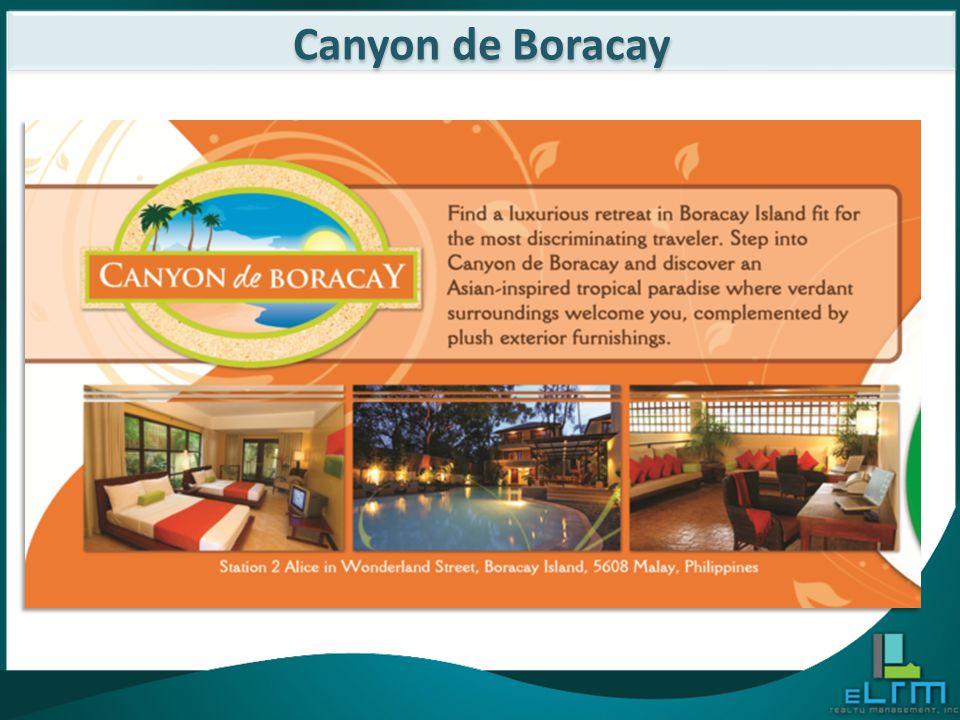 Canyon de Boracay