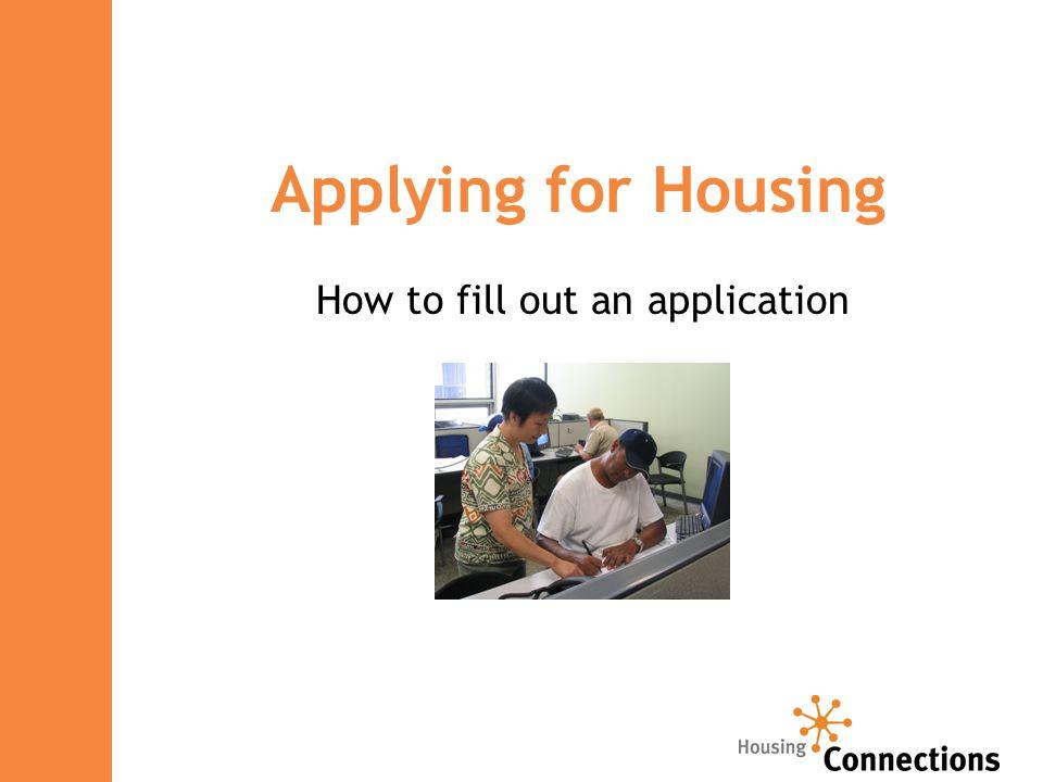 Rent Supplement Program Phone: (416) 981-6160 Fax: (416) 981-6114 Email: housing.programs@housingconnections.ca Housing Allowance Program Phone: (416) 981-6128 Fax: (416) 981-6114 Email: housing.allowance@housingconnections.ca