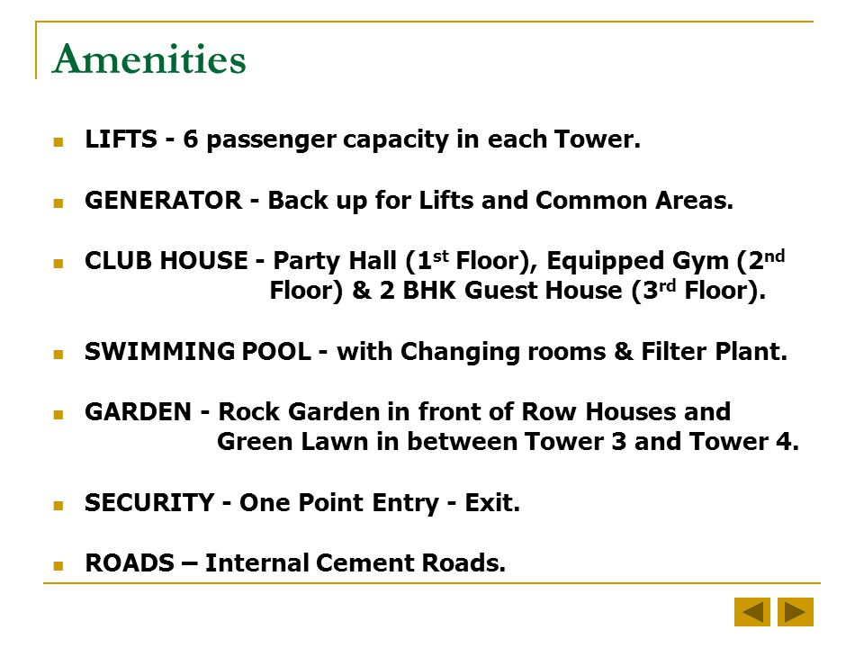 Types of Homes – Phase II 2 BHK - Tower 5 = 939.23 sq.ft.