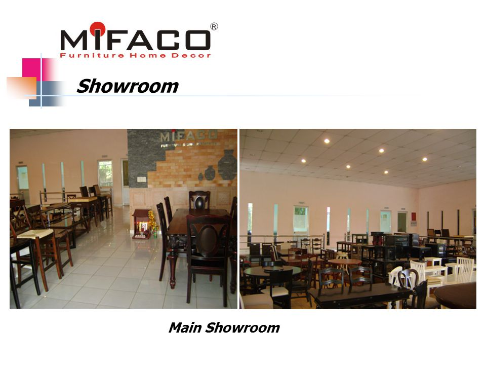 Showroom Main Showroom