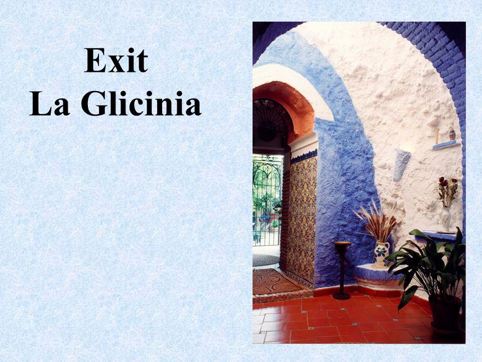 Exit La Glicinia