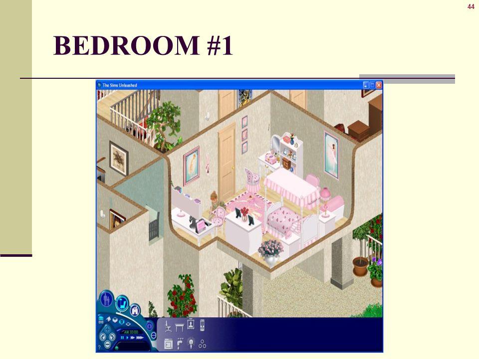 44 BEDROOM #1