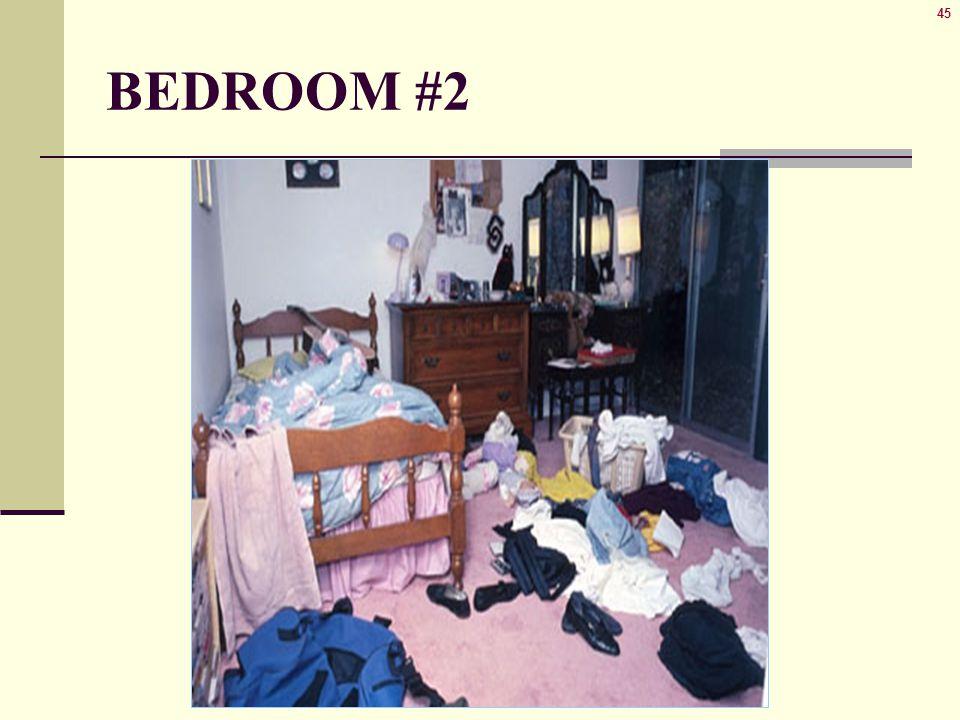 45 BEDROOM #2