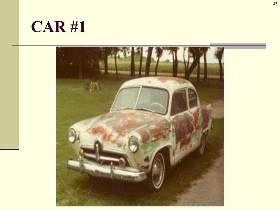 47 CAR #1