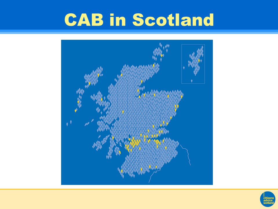 CAB in Scotland