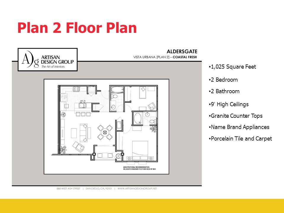 Plan 1 Model Color Scheme