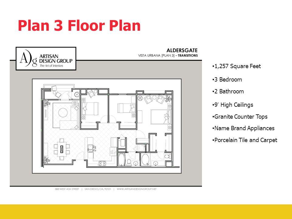 Plan 2 Model Color Scheme