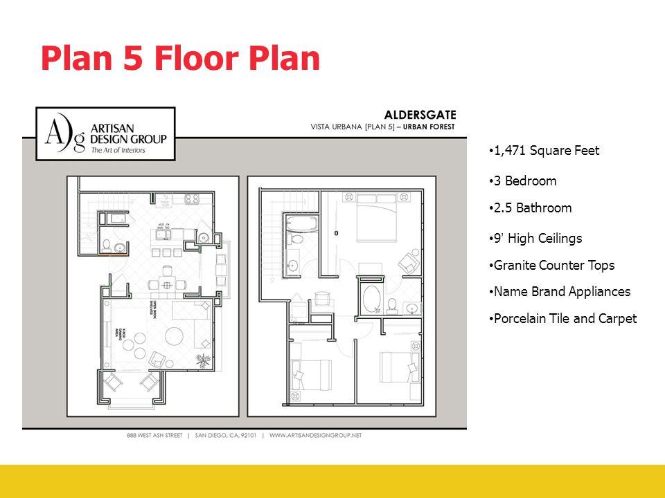 Plan 4 Model Color Scheme