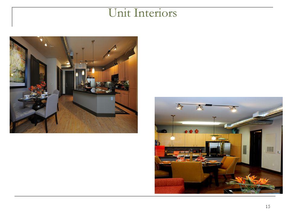 Unit Interiors 15
