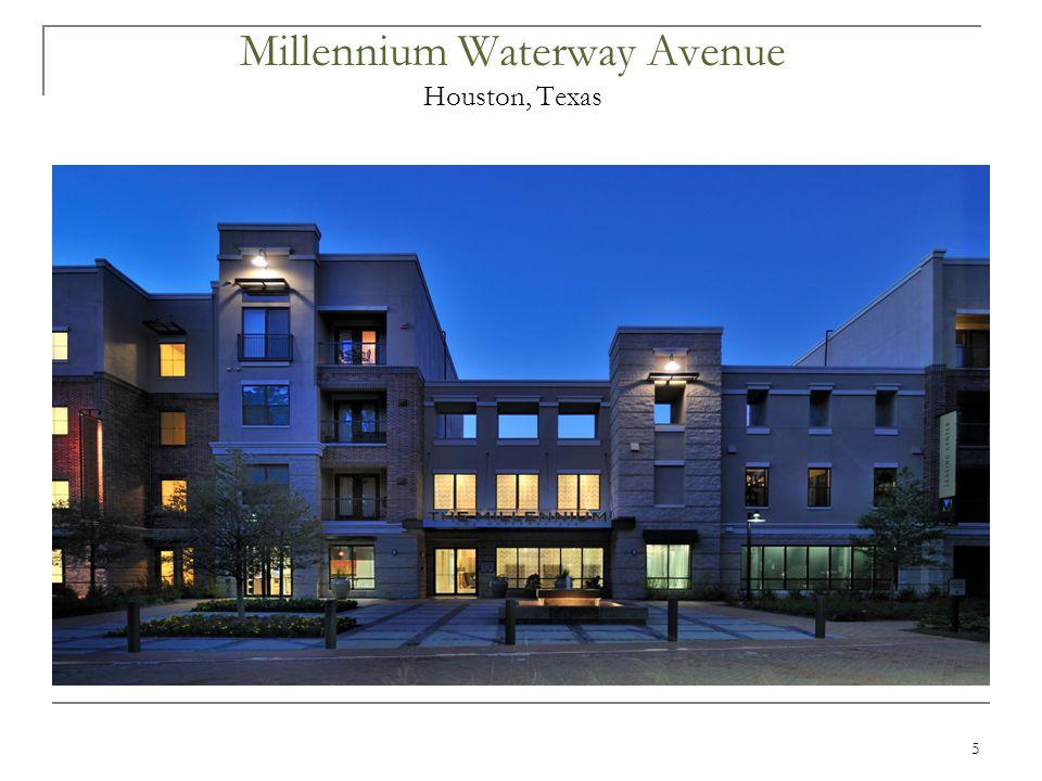 Millennium Waterway Avenue Houston, Texas 5