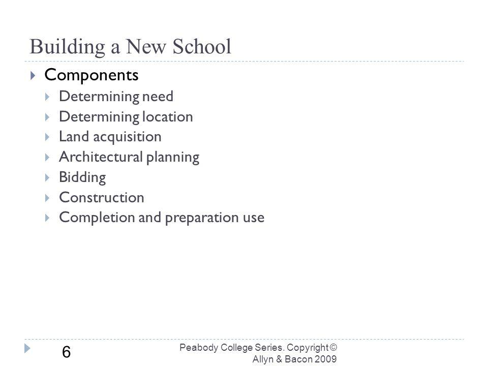 Determining Need Peabody College Series.
