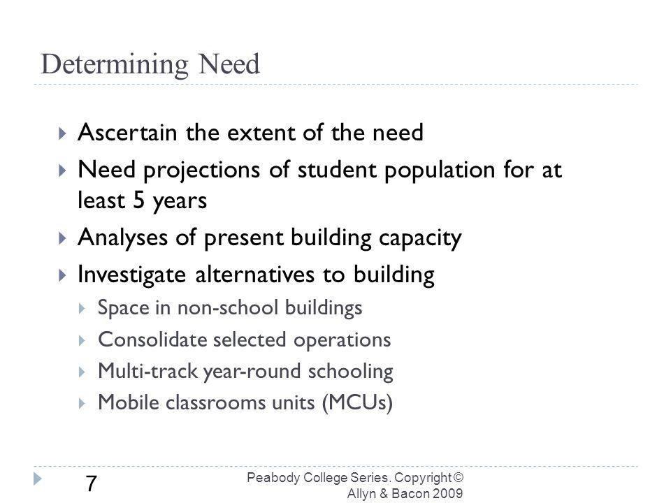Summary Peabody College Series.