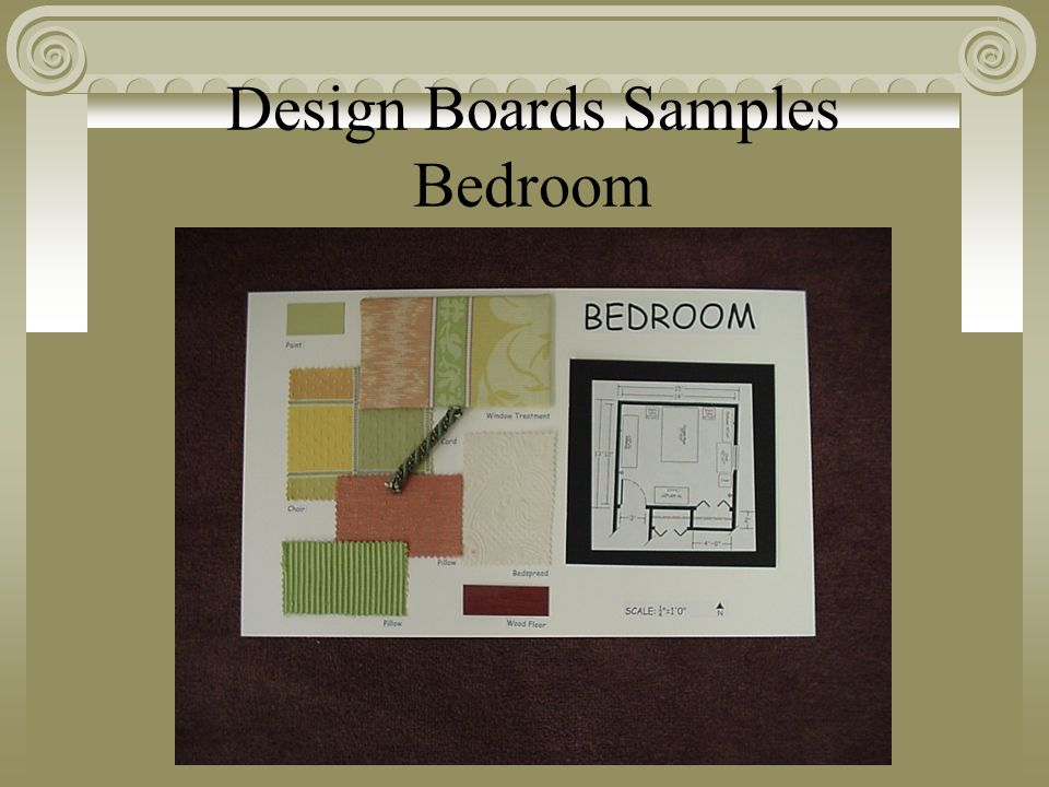 Design Boards Samples Great Room