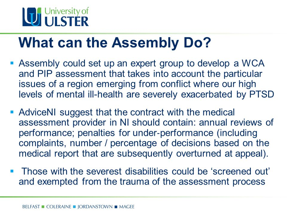 What can the Assembly Do.