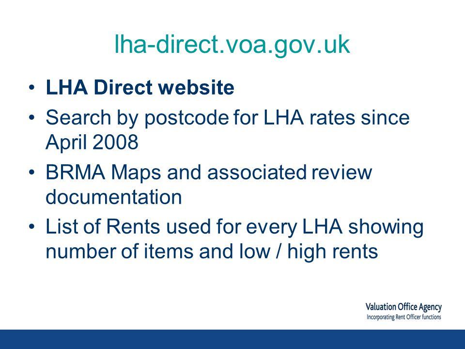 lha-direct.voa.gov.uk