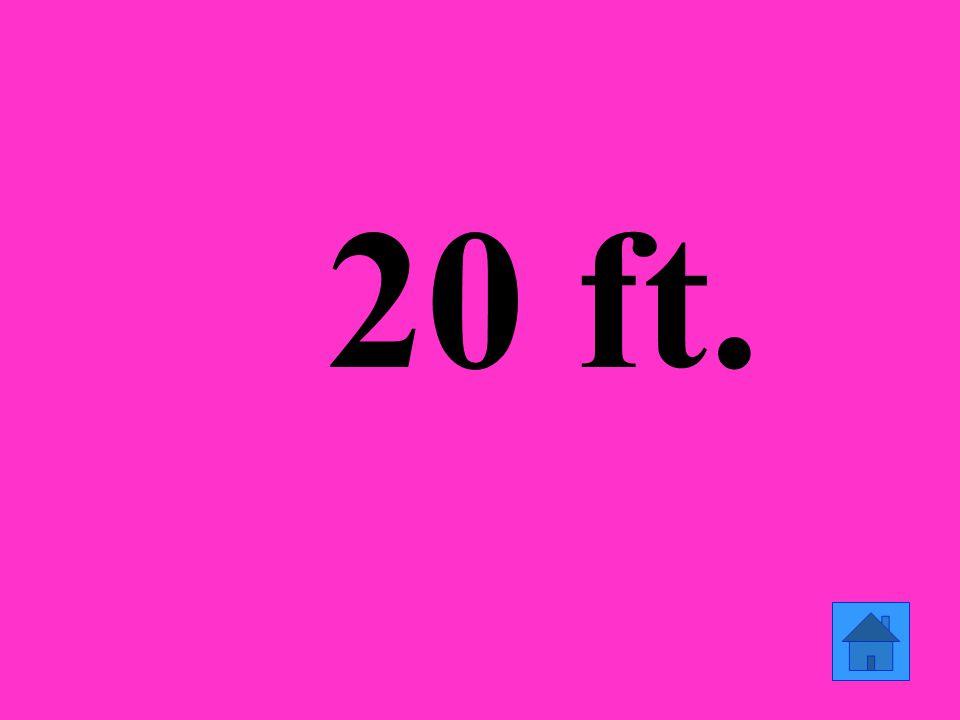 20 ft.