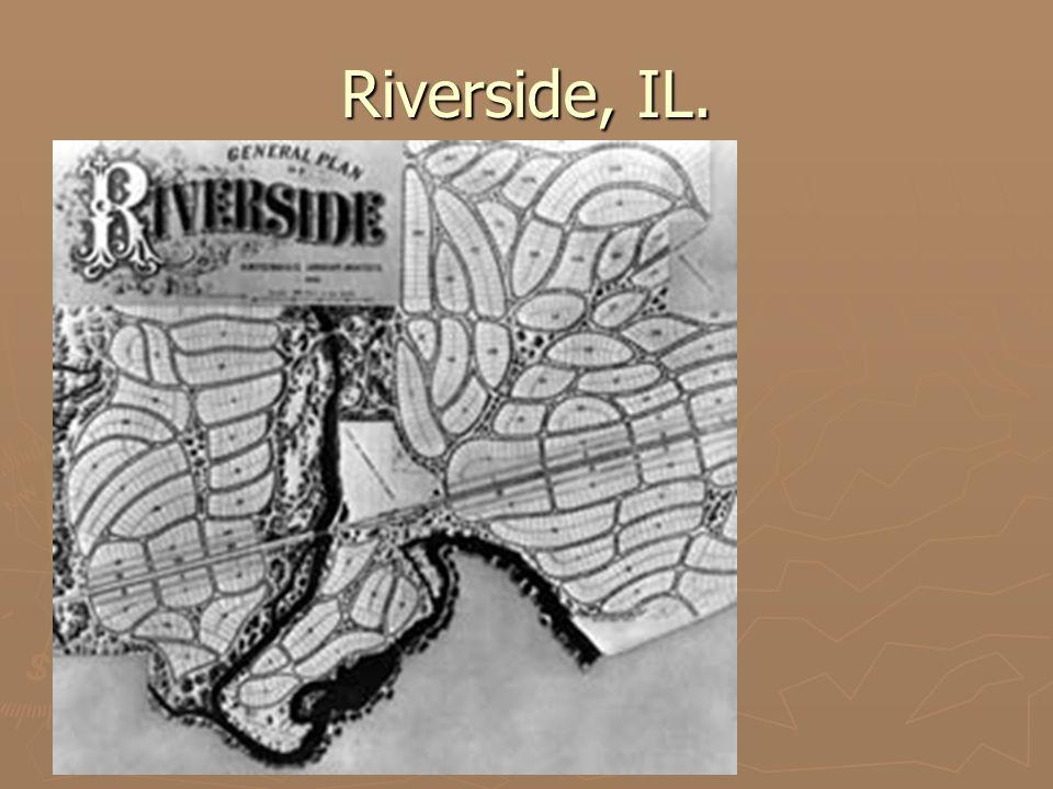 Riverside, IL.