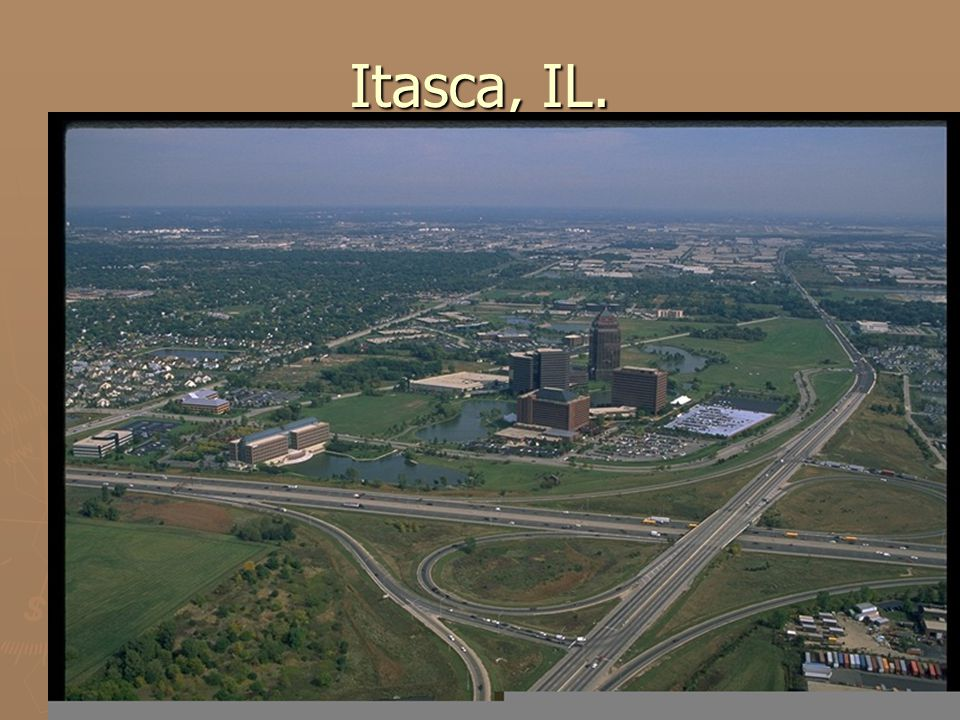 Itasca, IL.