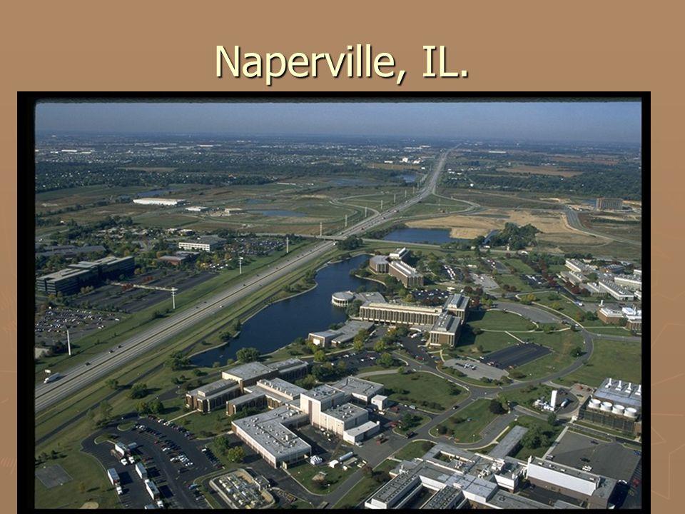 Naperville, IL.