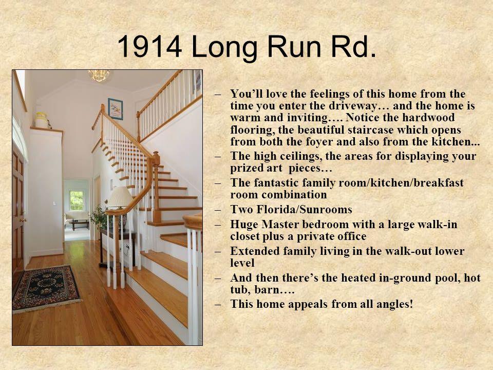 1914 Long Run Rd.