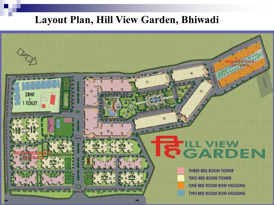 Hill View Garden, Bhiwadi 700 Families Happily Living Hill View Garden, Bhiwadi Temple, Hill View garden, Bhiwadi