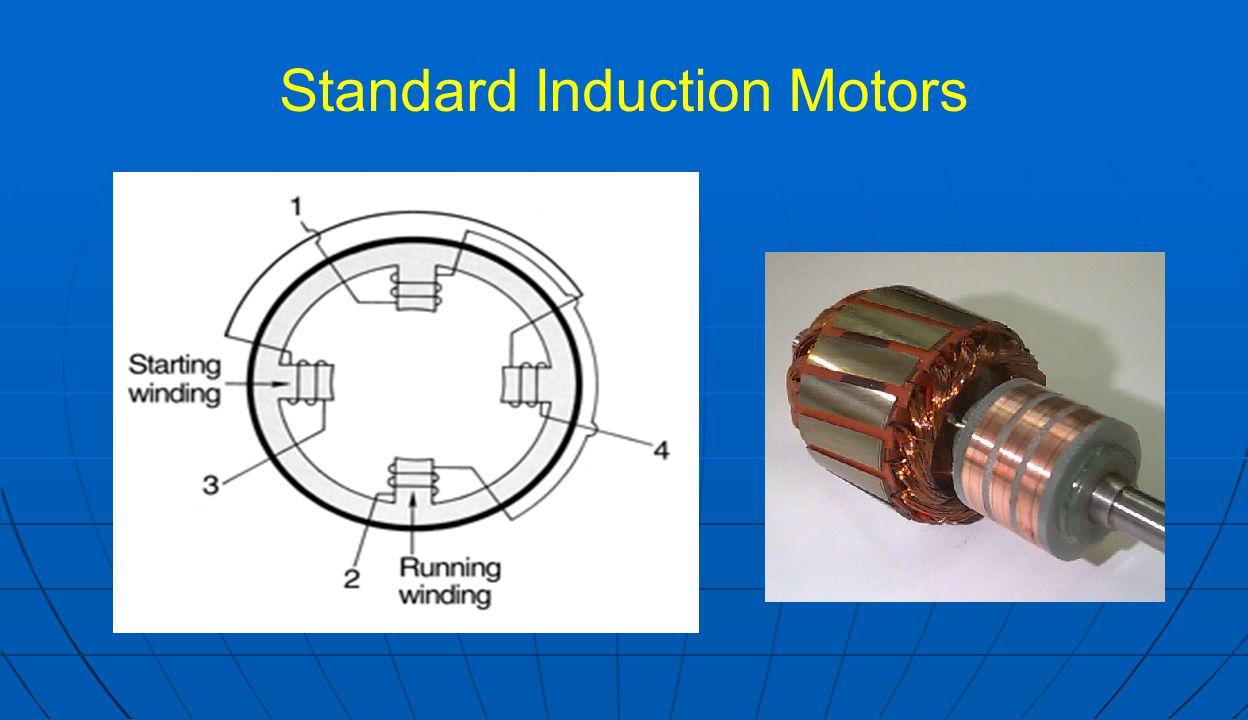 Standard Induction Motors