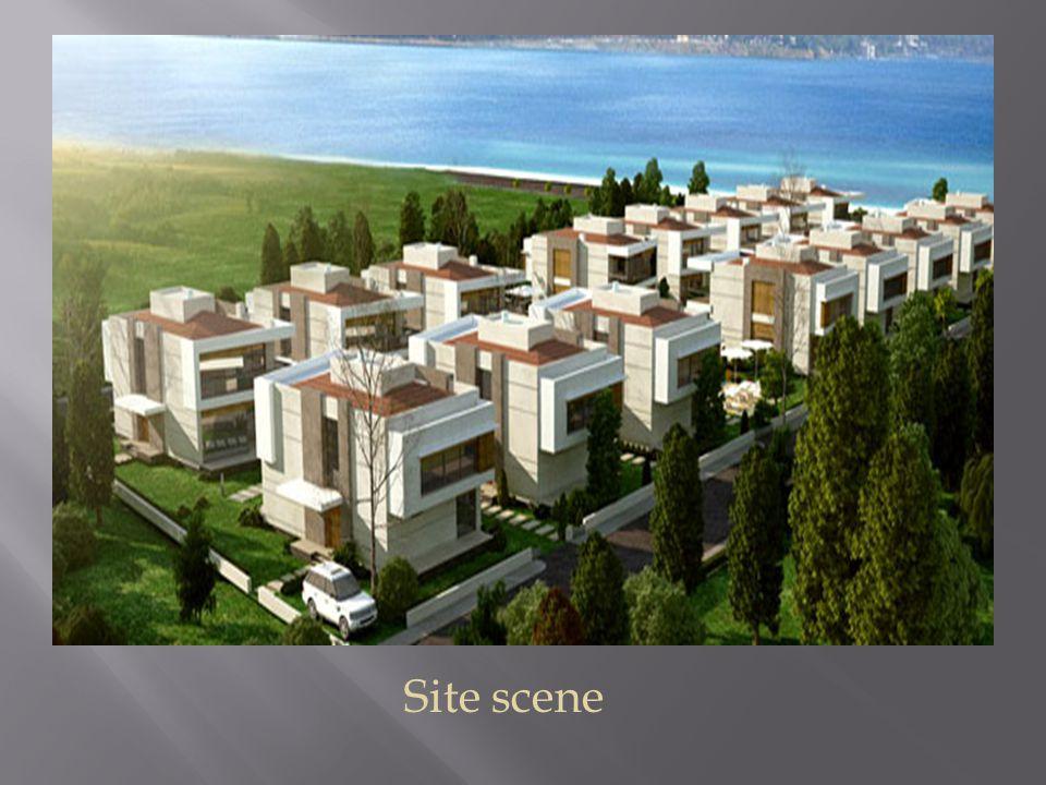 Site scene