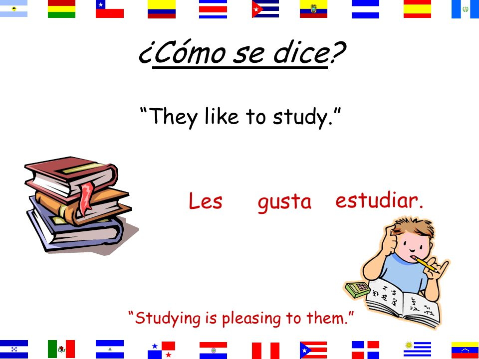 "¿Cómo se dice? ""You (all) don't like to do homework."" ""To do homework is not pleasing to you (all)."" hacer la tarea.gustaNo les"