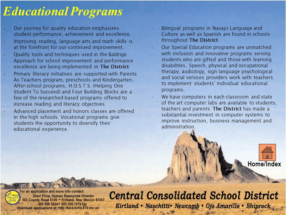 CCSD Mission & Goals Mission –Improvement is continuous, –Excellence is expected, –Lifelong learning is valued.