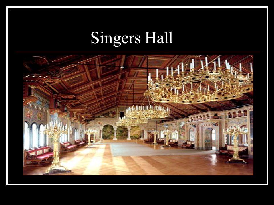 Singers Hall