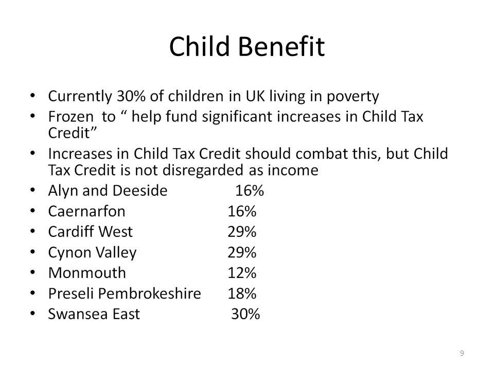 Child Benefit 9