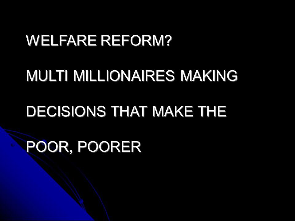 Welfare Rights Benefit Training 2013