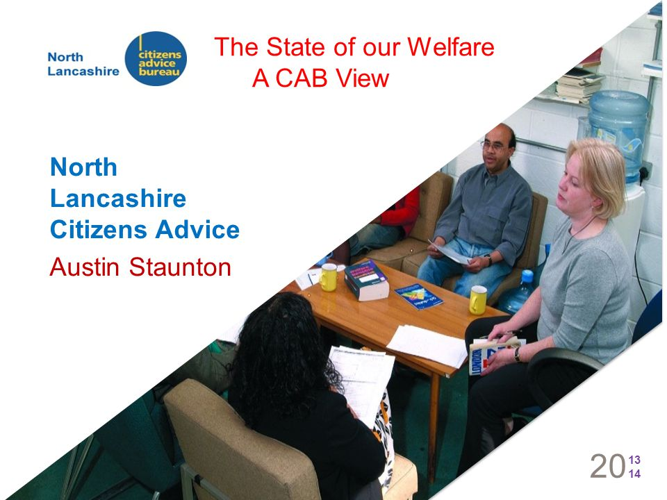 Question 1 – Agree or Disagree Benefits are an important safety net to support people when they need help.