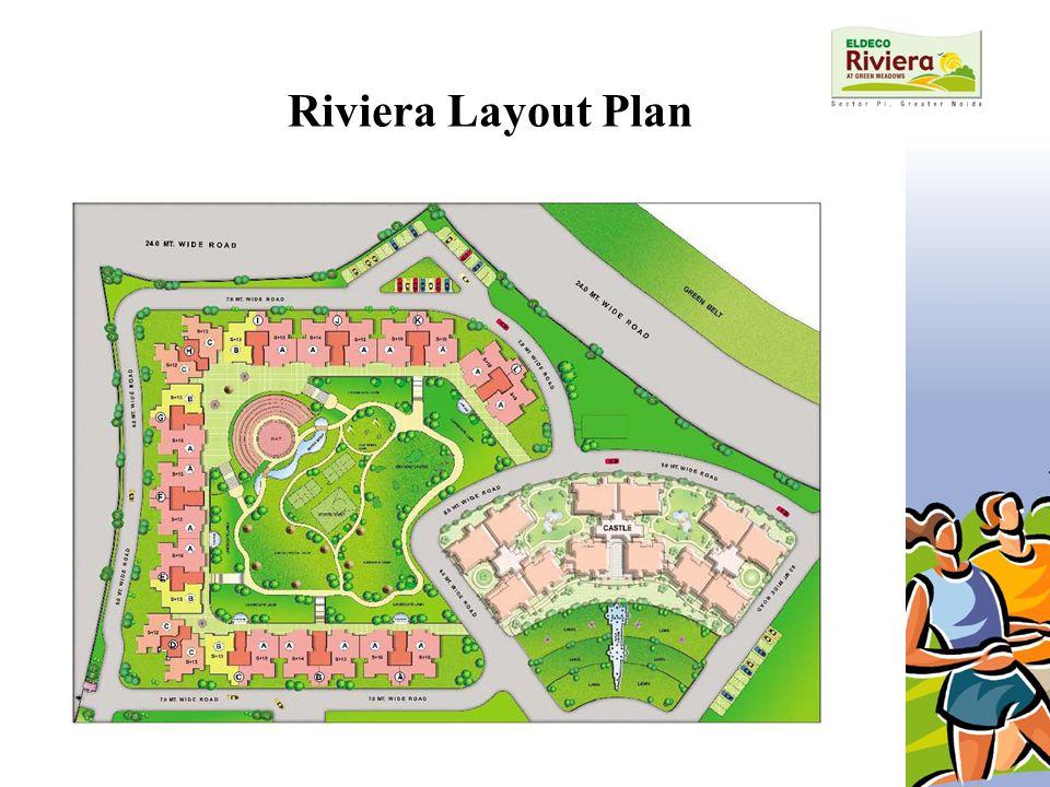 Riviera Layout Plan