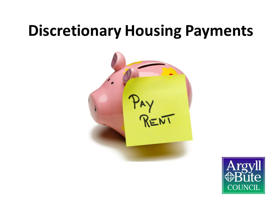 Discretionary Housing Payments