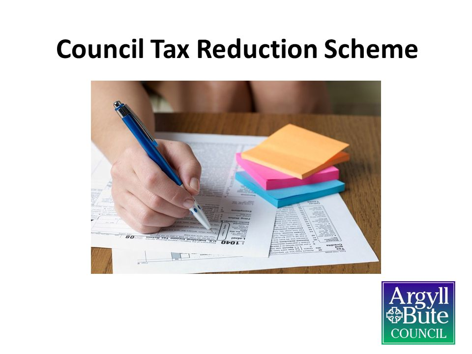 Council Tax Reduction Scheme