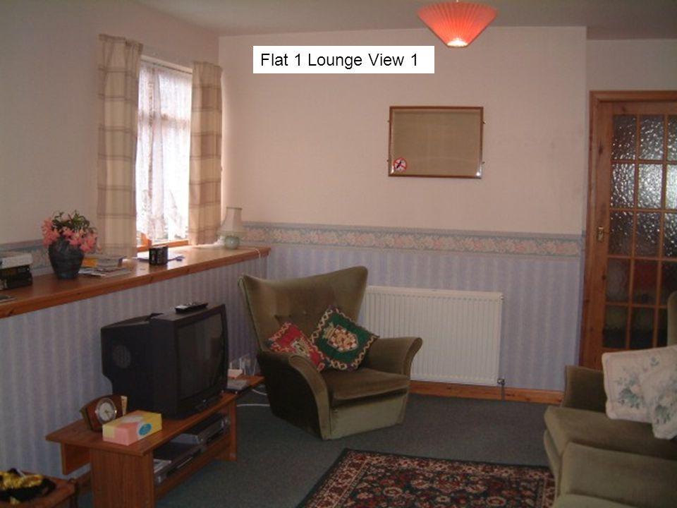 Flat 1 Lounge View 1