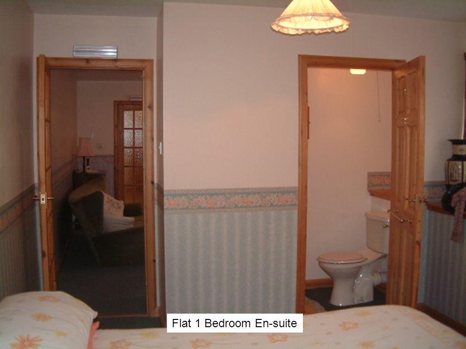 Flat 1 Bedroom En-suite