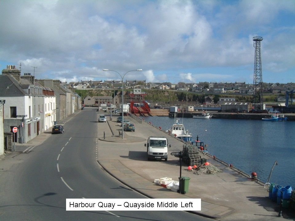 Harbour Quay – Quayside Middle Left