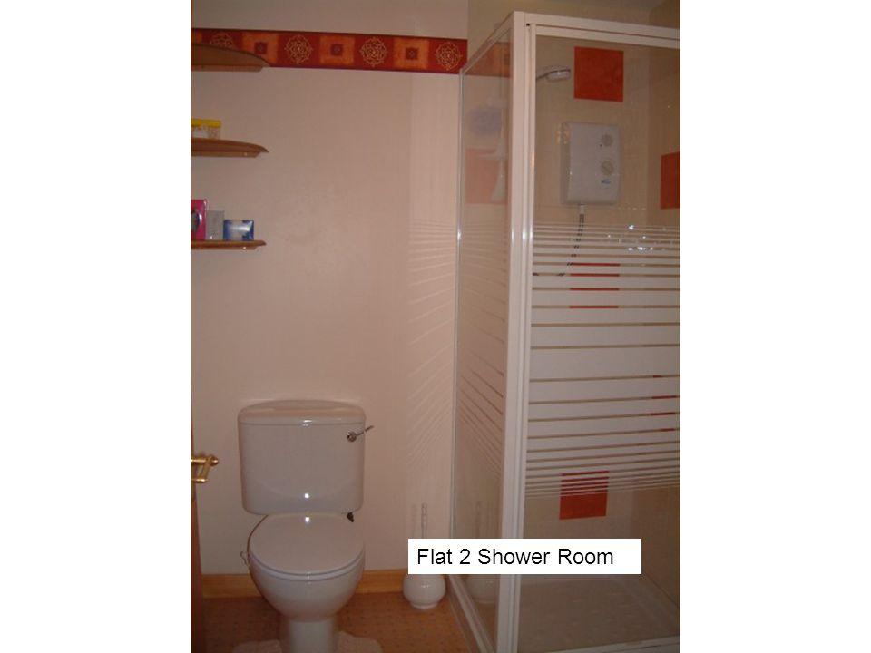 Flat 2 Shower Room